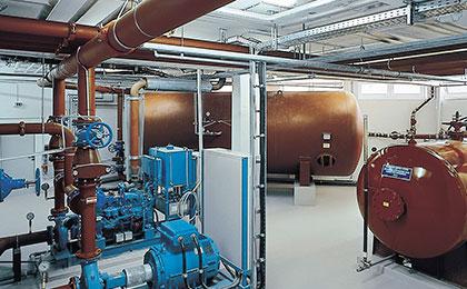 Sanierung / Wartung von Sprinkleranlagen, Druck- und Vorratsbehältern